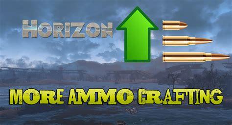 Fallout 4 Horizon Ammo