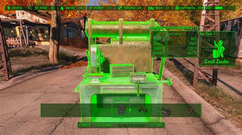 Fallout 4 How To Craft Ammo