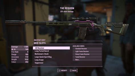 Fallout 4 Hunting Rifle Max