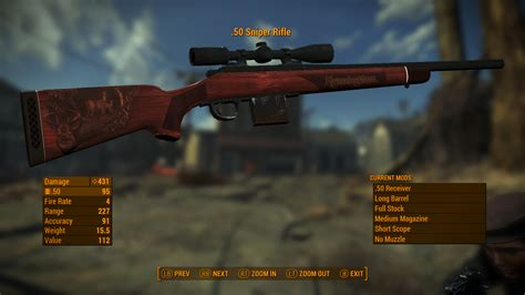 Fallout 4 Hunting Rifle Reanimation