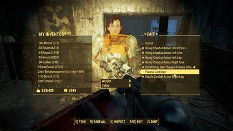 Fallout 4 Infinite Ammo Companion Mod