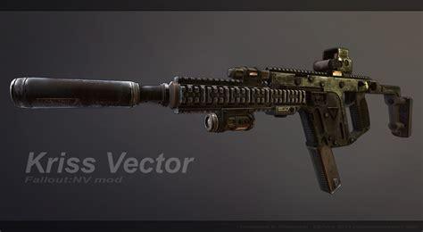 Fallout 4 Kriss Vector