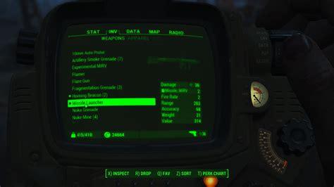 Fallout 4 Loads Of Ammo Vs