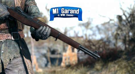 Fallout 4 M1 Garand Id