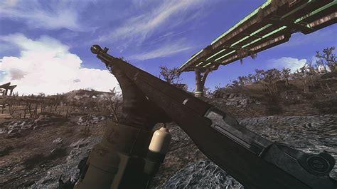Fallout 4 M1 Garand Mod Ps4