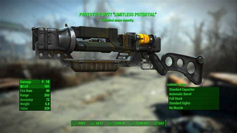 Fallout 4 Making Energy Weapon Ammo