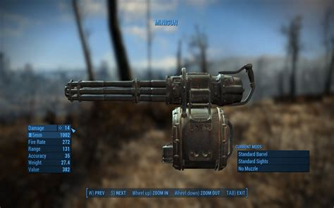 Fallout 4 Minigun Ammo Code Ps4