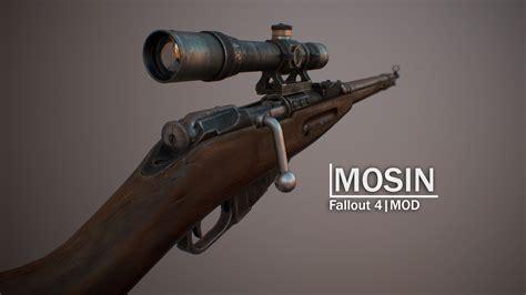 Fallout 4 Mod Mosin Nagant