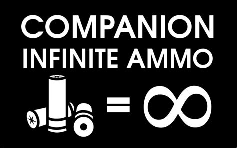 Fallout 4 Mods Companions Unlimited Ammo