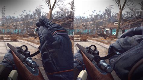 Fallout 4 Right Handed Hunting Rifle Animations