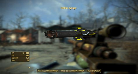 Fallout 4 Syringer Ammo Mod