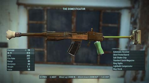Fallout 4 Unique Assault Rifle Location