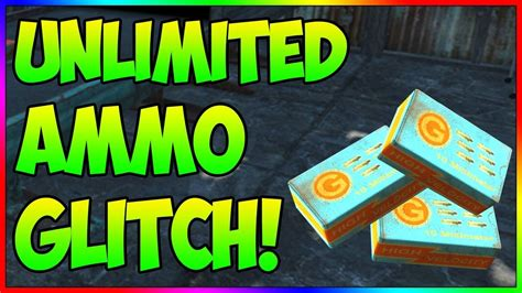 Fallout 4 Unlimited Ammo Glitch After Patch