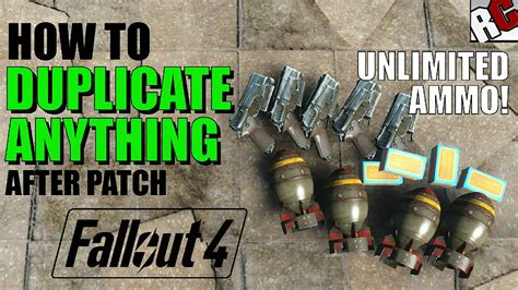 Fallout 4 Where To Buy Ammo