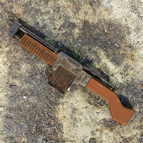 Fallout 4 Where To Find Combat Rifle