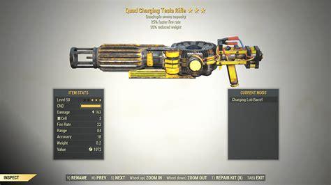 Fallout 76 How To Get Shotgun Barrel For Tesla Rifle