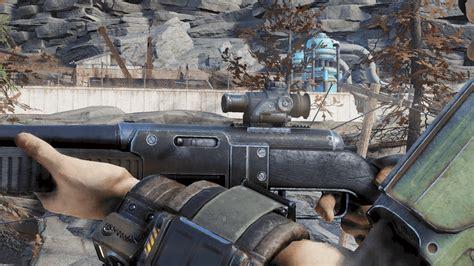 Fallout 76 Hunting Rifle Scope
