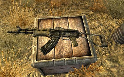 Fallout Chinese Assault Rifle New Vegas