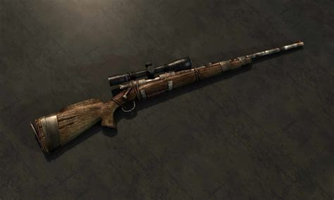 Fallout Hunting Rifle Sound