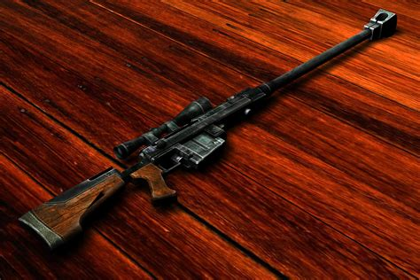 Fallout New Vegas Anti Material Rifle Best Ammo