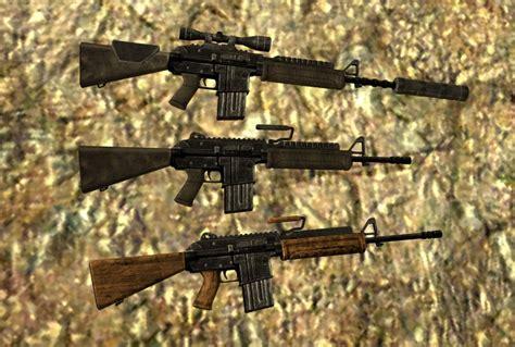 Fallout New Vegas Battle Rifle Vs Hunting Rifle