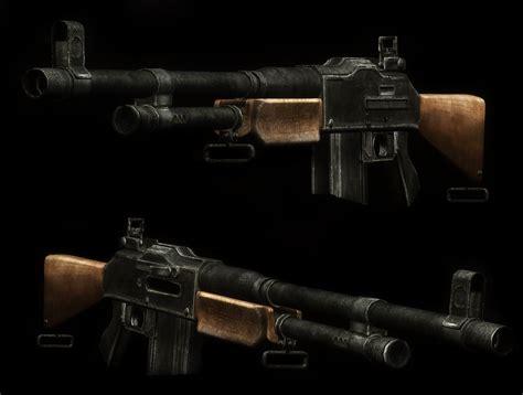Fallout New Vegas Best Automatic Rifle