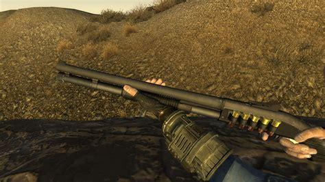Fallout New Vegas Best Early Shotgun