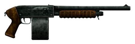 Fallout New Vegas Best Riot Shotgun