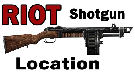 Fallout New Vegas Best Shotgun Location