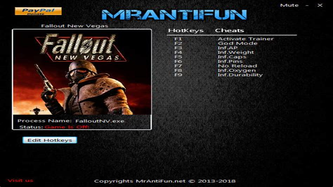 Fallout New Vegas Cheats Pc 308 Ammo