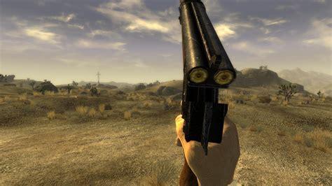 Fallout New Vegas Double Barrel Shotgun Mod