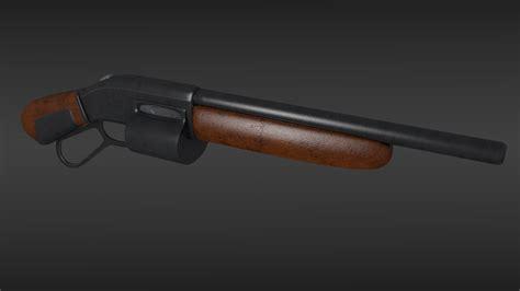 Fallout New Vegas Lever Action Shotgun Vs Hunting Shotgun