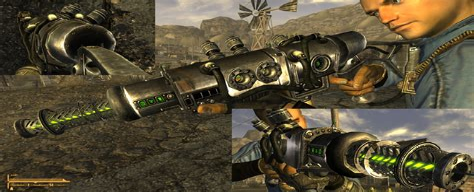 Fallout New Vegas Plasma Rifle Scope