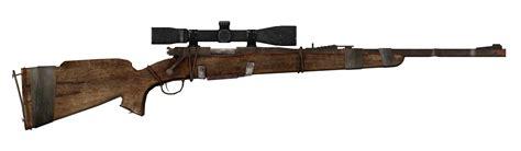 Fallout New Vegas Scoped Hunting Rifle