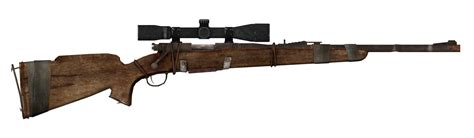 Rifle-Scopes Fallout Nv Hunting Rifle Scope Texture Broken.