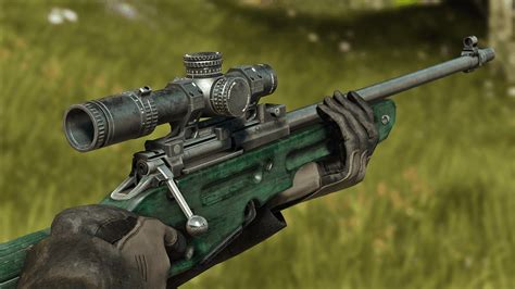 Fallout Sniper Rifle Mod