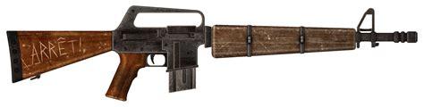 Fallout Survivalist Rifle