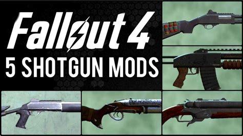 Falout 4 Auto Shotgun Mod