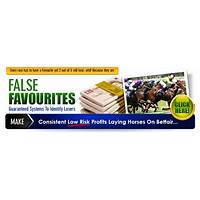 Best false favorites high quality horse racing system proven to win