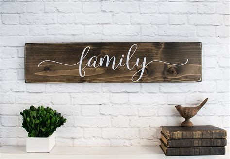 Family Wood Sign Home Decor Home Decorators Catalog Best Ideas of Home Decor and Design [homedecoratorscatalog.us]