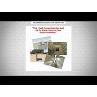 Family bunker plans top new survival product paying 75% reviews