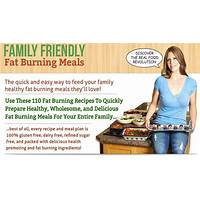 Family friendly fat burning meals guide