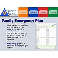 Family survival plan online tutorial