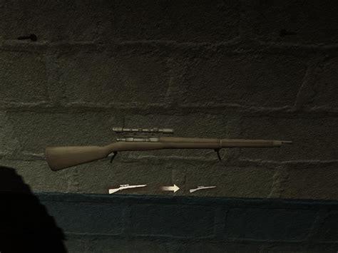 Far Cry 2 M1903 Sniper Rifle