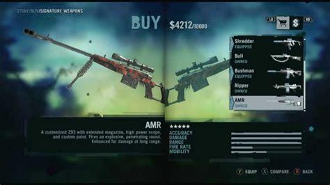 Far Cry 3 Amr Sniper Rifle