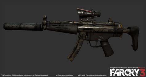 Far Cry 3 Mp5 Attachments