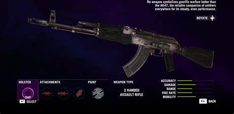 Far Cry 4 Ak 47 Signature