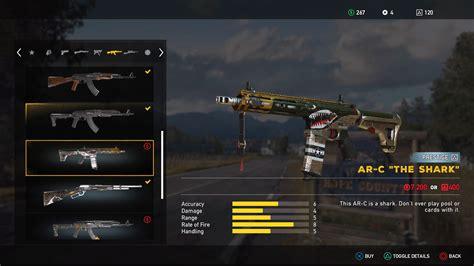 Far Cry 4 Suppressed Sniper Rifle