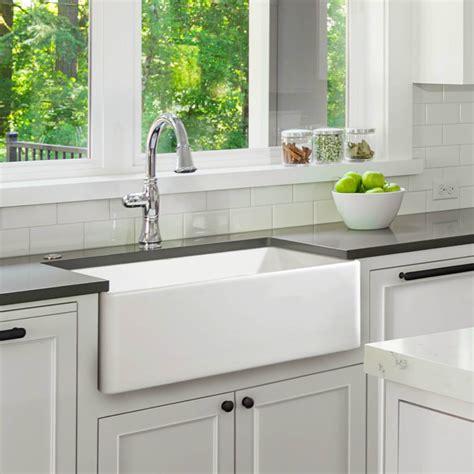 Farm sink kitchen Image
