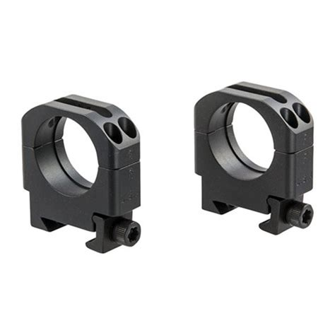 Farrell Industries Picatinny Scope Rings 30mm High Rings